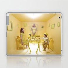 Yellow Laptop & iPad Skin