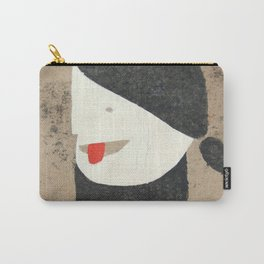 Nervous Nellie Carry-All Pouch