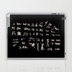 Inverted city 1 Laptop & iPad Skin