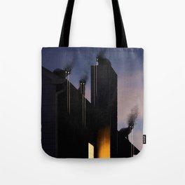 Omens Tote Bag