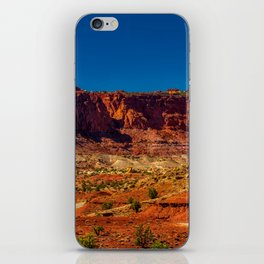 Capitol Reef National Park iPhone Skin