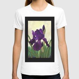 Purple Iris DP150530 T-shirt