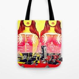 Eindhoven heeft 't ~ Double Tote Bag