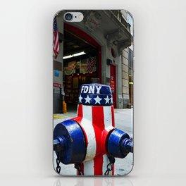 'NYC Heroic' iPhone Skin