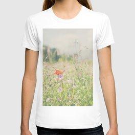 wild flowers ... T-shirt