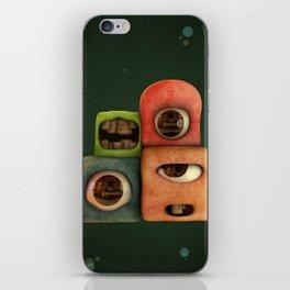 More4Blocks iPhone Skin