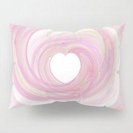 Valentine's Fractal IV - Light Pillow Sham