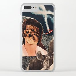*wrong *turn Clear iPhone Case