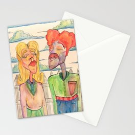 The American Dream Stationery Cards