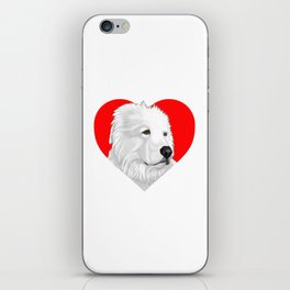 Great Pyrenees iPhone Skin