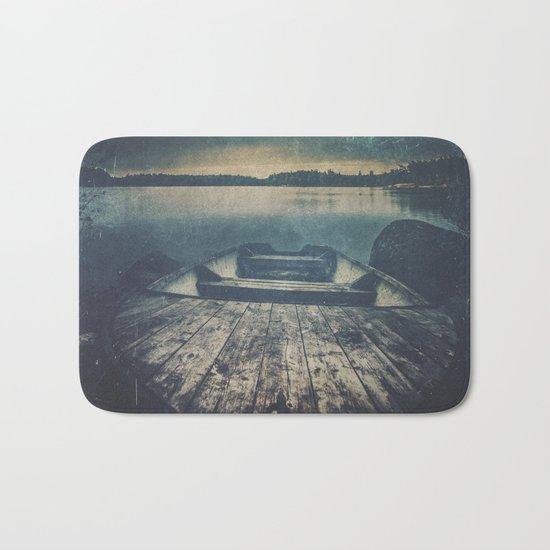 Dark Square Vol. 9 Bath Mat