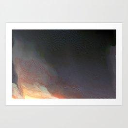 Mountain Sunset #65 Art Print