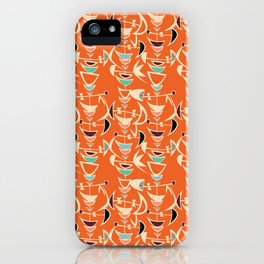 Tiger Lilly iPhone Case