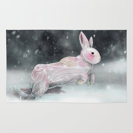 White Rabbit Rug