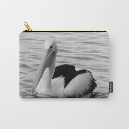 Australian Pelican #3 Carry-All Pouch