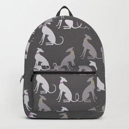 Whippet Pattern II Backpack