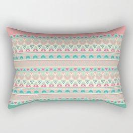 Ethnic , ornament , tribal 2 Rectangular Pillow