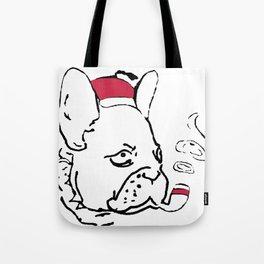 Ruffsevelt Tote Bag