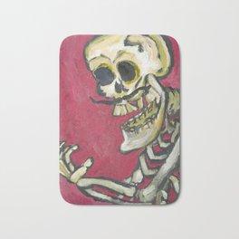Dapper Bones Bath Mat
