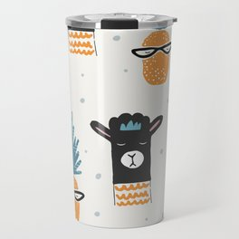 Cute pattern Travel Mug