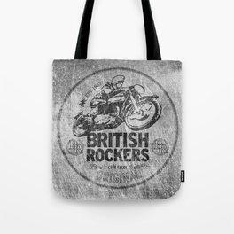British Rockers 1967 Tote Bag