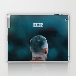 Sergio Ramos Laptop & iPad Skin
