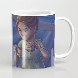 Winter and Selene Coffee Mug