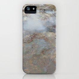 Geothermal Detail iPhone Case