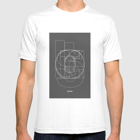 Die Neue Haas Grotesk (D) T-shirt