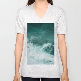 Ocean Roar Unisex V-Neck