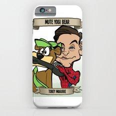 Mute Yogi Bear (Tobey Maguire) Slim Case iPhone 6s