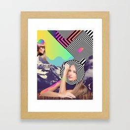 Mountain Dreams Framed Art Print