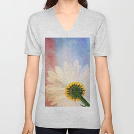 A New Perspective Unisex V-Neck