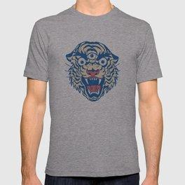 Third Eye Tiger Flash T-shirt