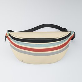 Racing Stripes II Fanny Pack