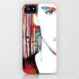 The Stuff We're Made Of iPhone Case