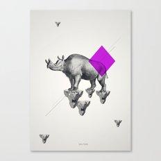 Archetypes Series: Solitude Canvas Print