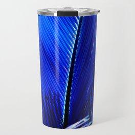 Sapphire Palm Travel Mug