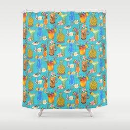 Harry's Hawaii Shower Curtain