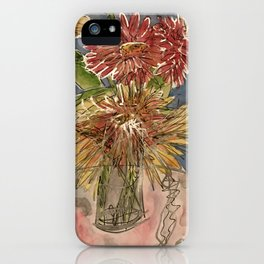 Touch of Elegance iPhone Case