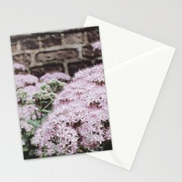 Bushes in the Great Wall Stationery Cards