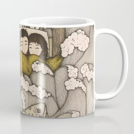 swept away & stranded Coffee Mug