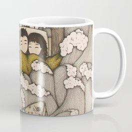 swept away & stranded Coffee Mug