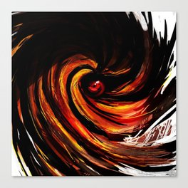 uciha madara Canvas Print