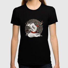 Samurai Harakiri T-shirt