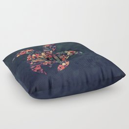 The Pattern Tortoise Floor Pillow
