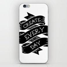 Create Everyday iPhone & iPod Skin