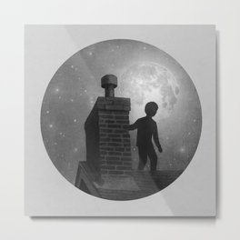 Rooftoppers - Chapter Thirteen  Metal Print