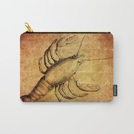 Marine Life - Lobster  Carry-All Pouch
