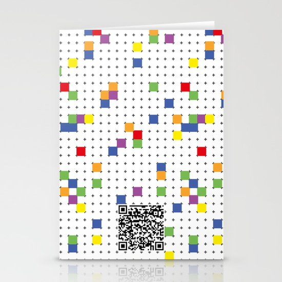The New Gaffa // Community Spirit Stationery Cards